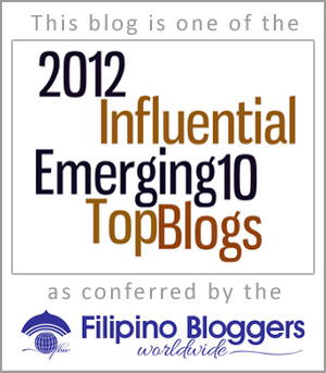 2012 Influential Emerging 10 Top Blogs