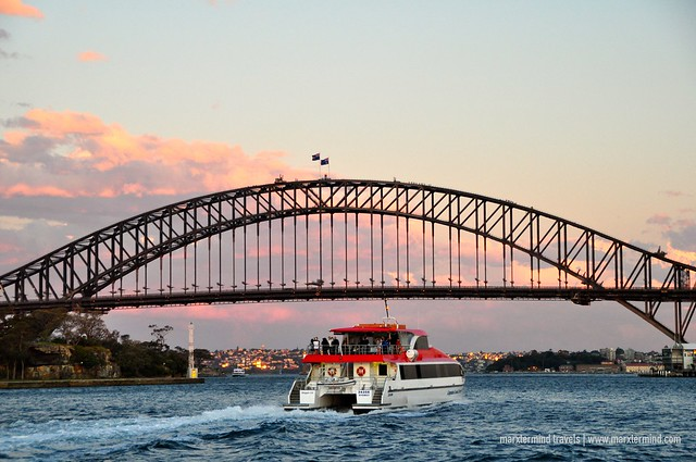 Harbour Bridge River Cruise