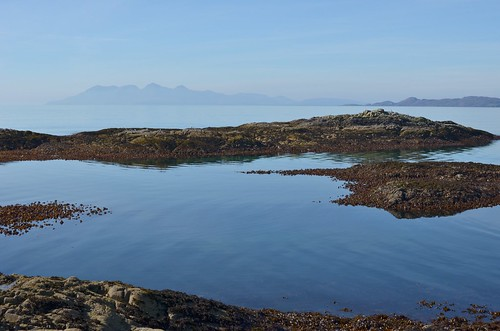 The view from Mallaig