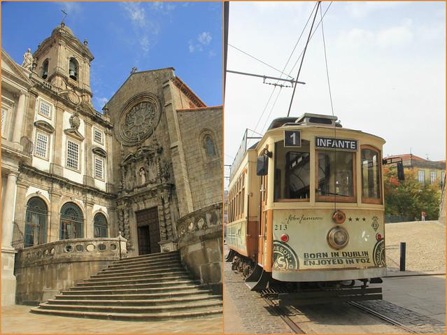 Tram, Porto