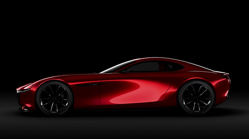 2016 Mazda RX-VISION Concept - TOKYO - 03