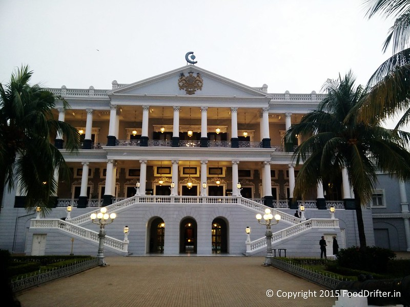 Taj Falaknuma Lawns In The Evening (3)