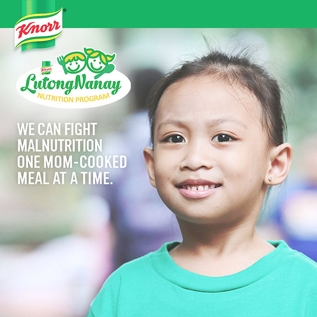 Lutong Nanay Nutrition Program by Knorr