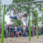 Otwarcie placu Forty Bema 2015 Fot.Piotr Falęcki