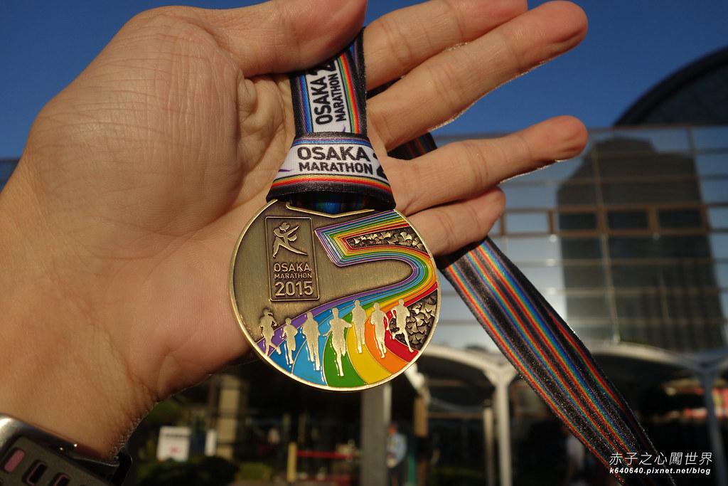 大阪馬拉松-跑步-58