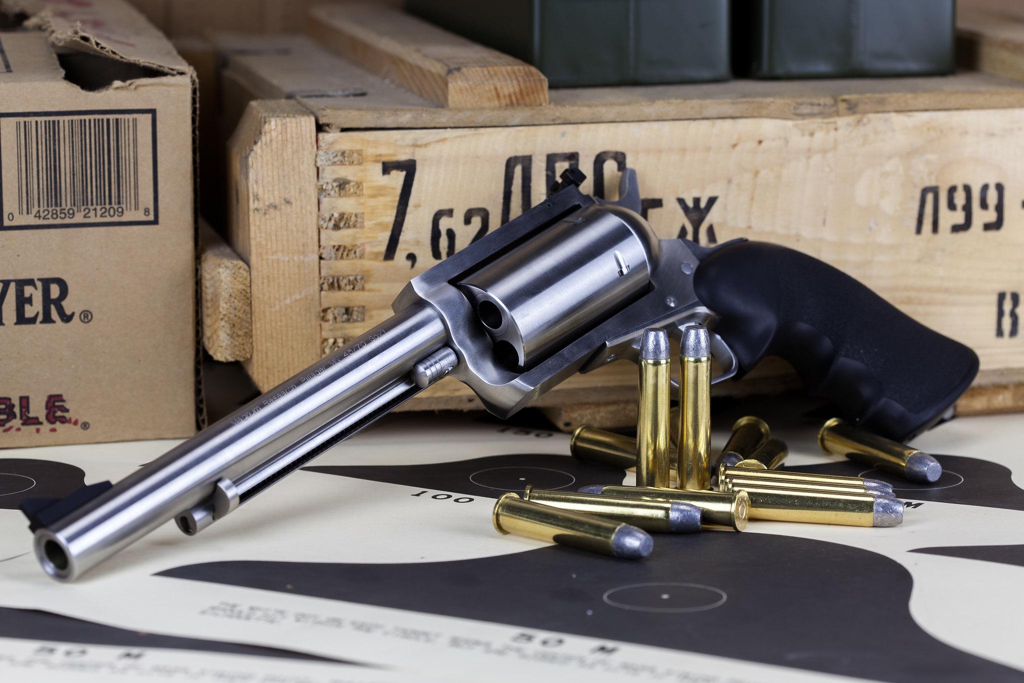 Magnum Research Bfr 45 70 Calguns Net
