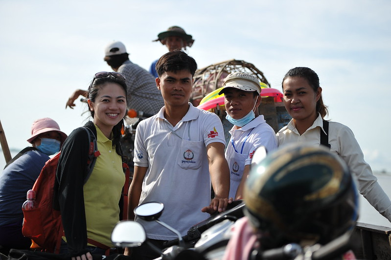 Grant 2014 - Operation ASHA - Cambodia