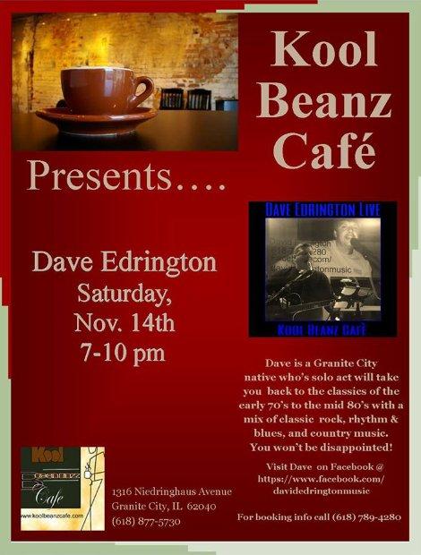 Dave Edrington 11-14-15