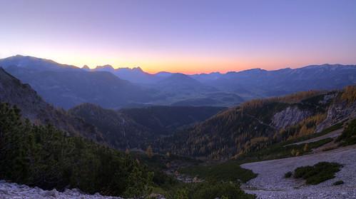 alps austria october oberösterreich 2015 spitalampyhrn ennstaler pyhrgas grosepyhrgas