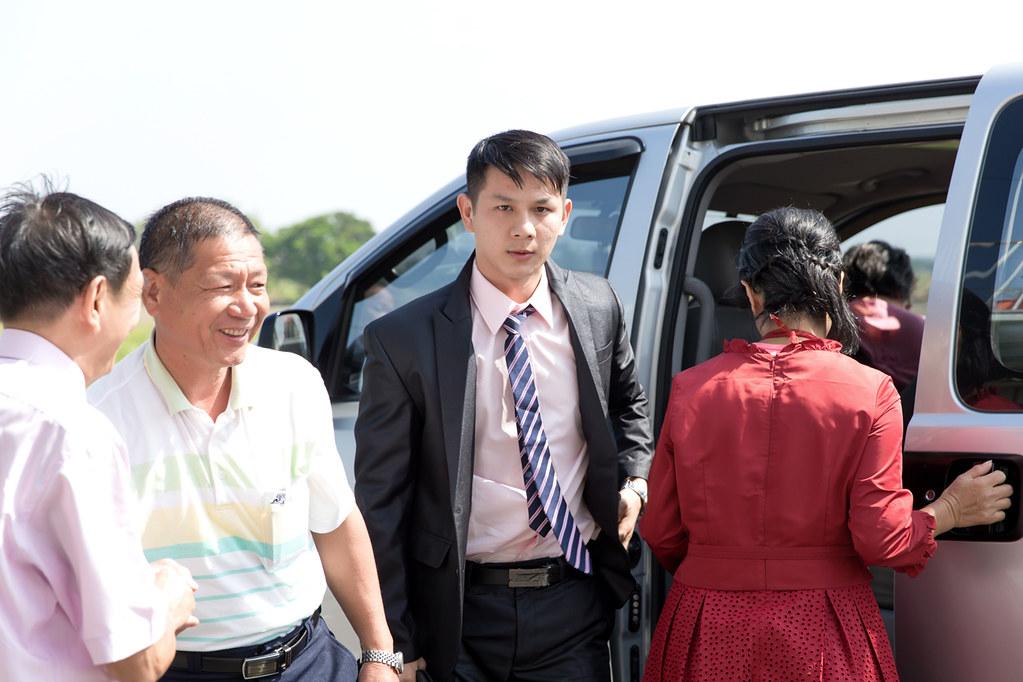 台南婚攝-文定歸寧宴 X 麻豆國小禮堂 (11)