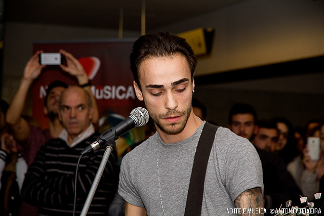 Diogo Piçarra - Nova Era Música a Metro Casa da Música '15