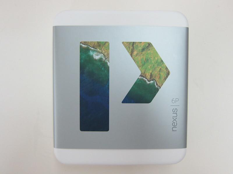 Nexus 6P - Box Front
