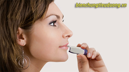 Insulin dạng hút giúp giải tỏa nỗi lo phải tiêm của người bệnh tiểu đường