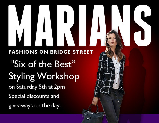 Marians Six of the Best