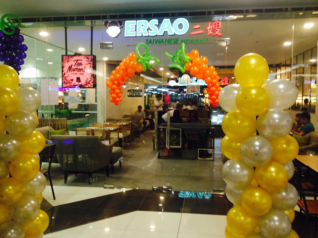 Taste Taiwanese Fusion at Ersao Tea Moments SM SouthMall|iMunch