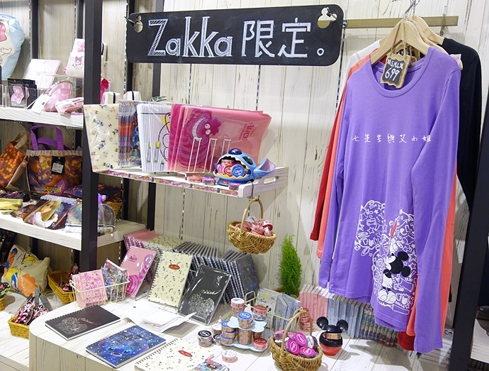 25 zakka house 微風松高 全球唯一正式授權迪士尼雜貨專賣店