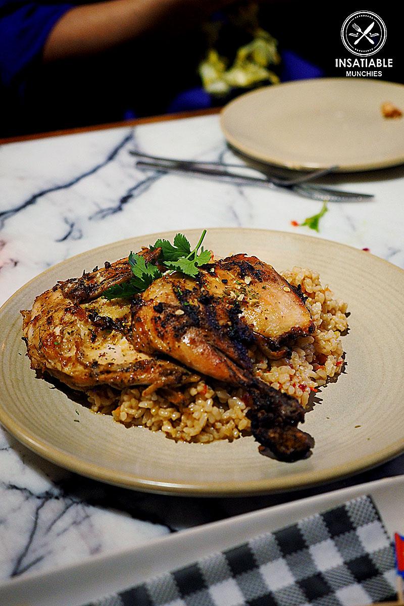 Arroz con pollo, Coco Cubano, Ryde. Sydney Food Blog Review by Tammi Kwok