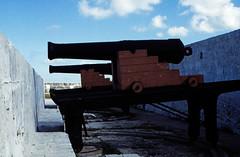Bahamas 1988 (067)  New Providence: Fort Charlotte, Nassau