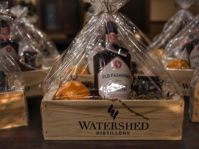 Watershed Distillery