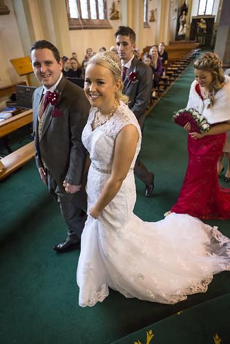 Craig & Yasmin Wedding 281115 Le 483B6593