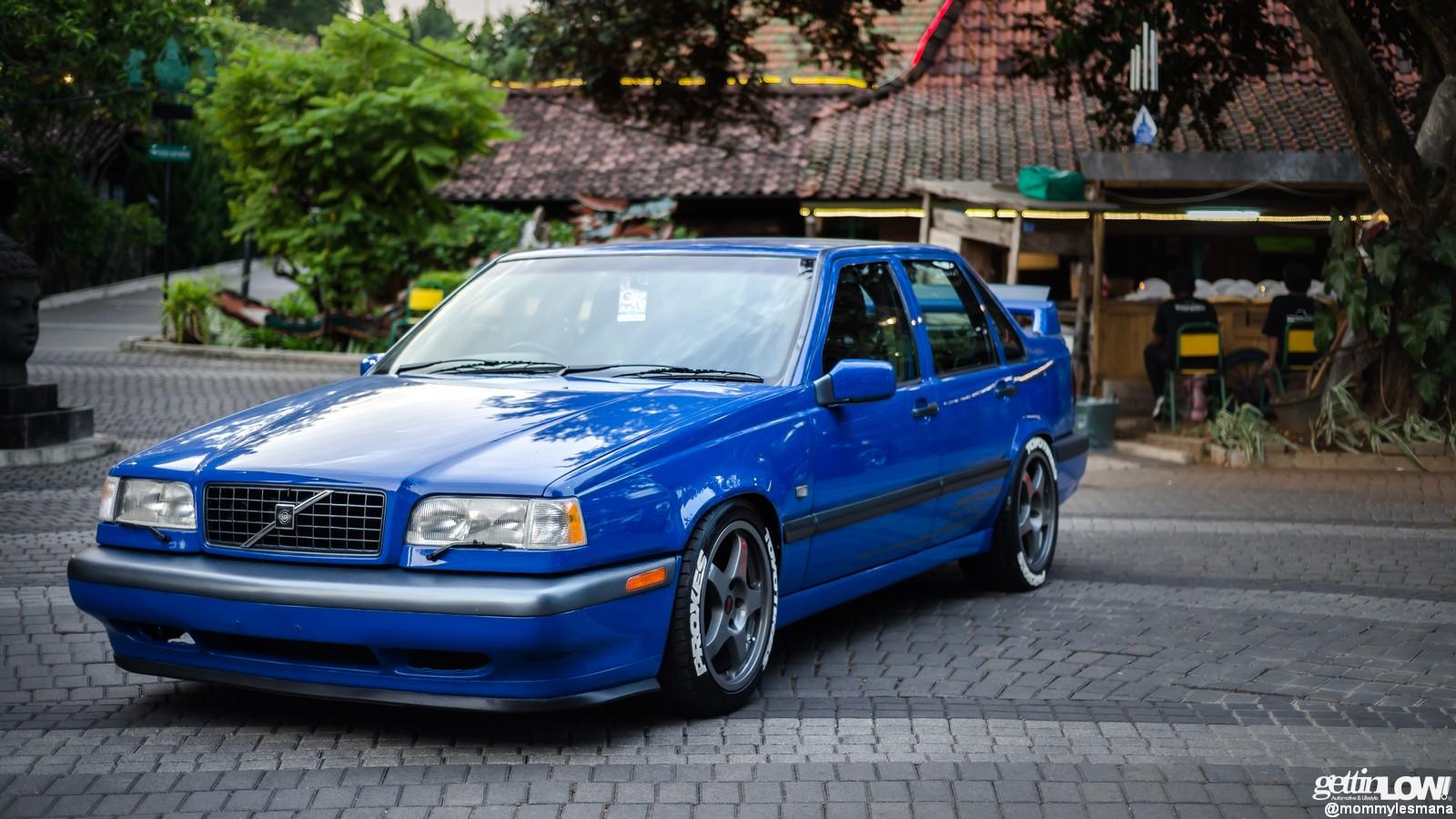 Andre Irawan's Volvo 850