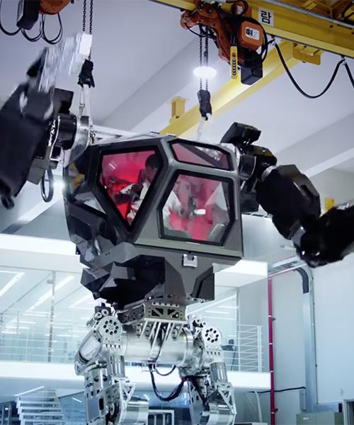Пилотируемый робот METHOD-2