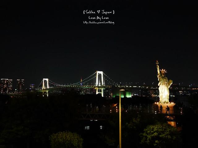 台場一日遊台場海濱公園夜景百貨公司必看 (40)