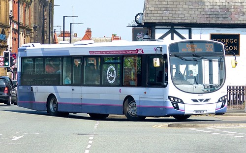 BD11 CEY 'First Manchester' 69526 Volvo B7RLE / Wright Eclipse Urban on Dennis Basford's 'railsroadsrunways.blogspot.co.uk'
