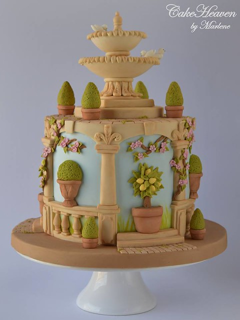 Cake from CakeHeaven by Marlene