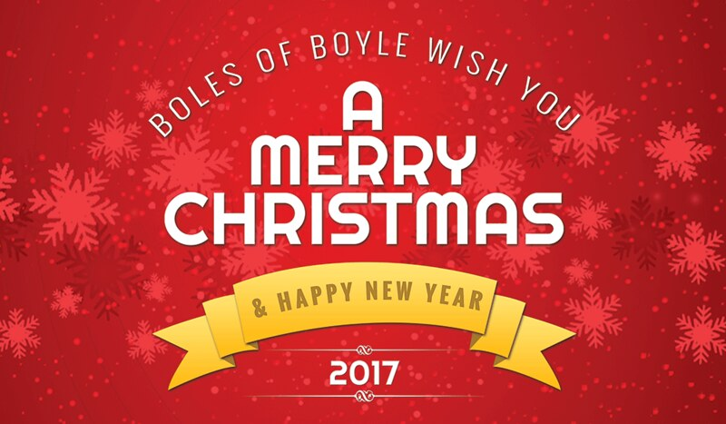 Boles of Boyle - Christmas 2016