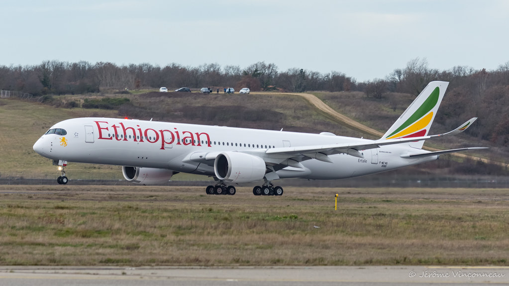 ET-ATY - A359 - Ethiopian Airlines