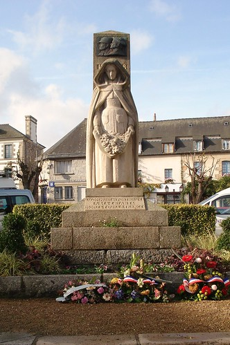 jpw bretagne cotesdarmor guerrede1418 ww1 warmemorial monumentauxmorts sculpture