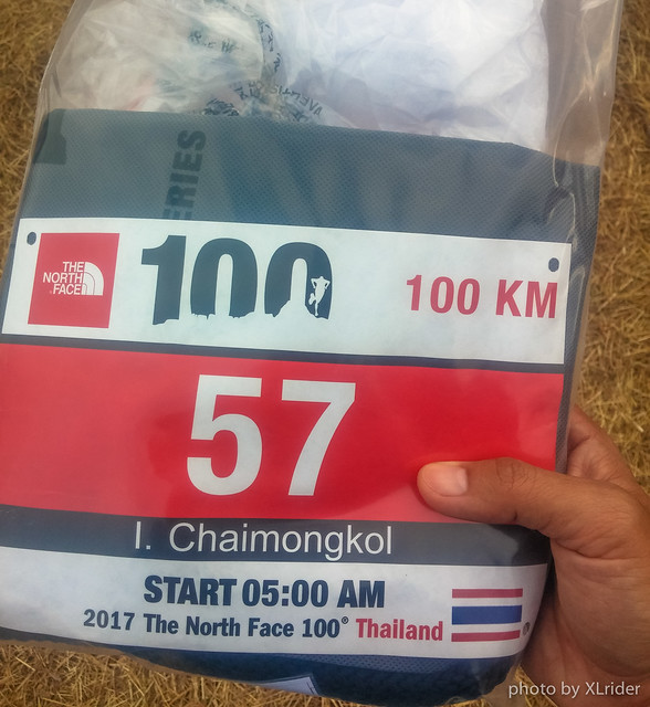 The northface 100 thailand 2017