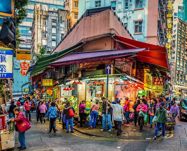 Wanchai Market