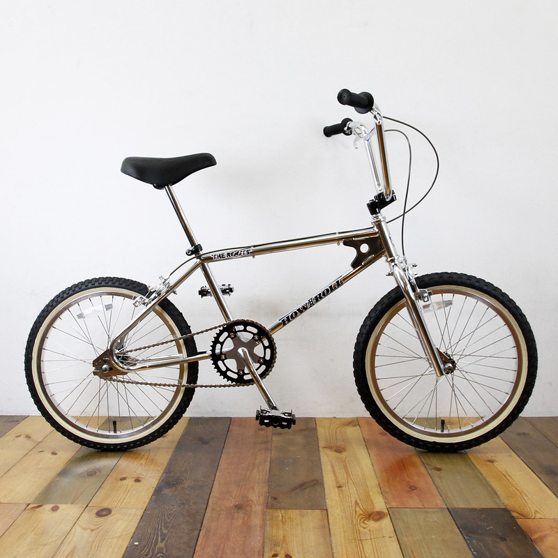 HOW I ROLL THE ROOTS 20INCH BMX