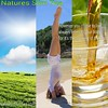 Choose To Live Healthy with exercise and eating good. by Natures SlimTea
