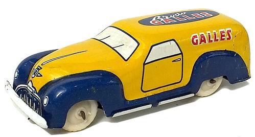 AM-BO furgone brodo Galles