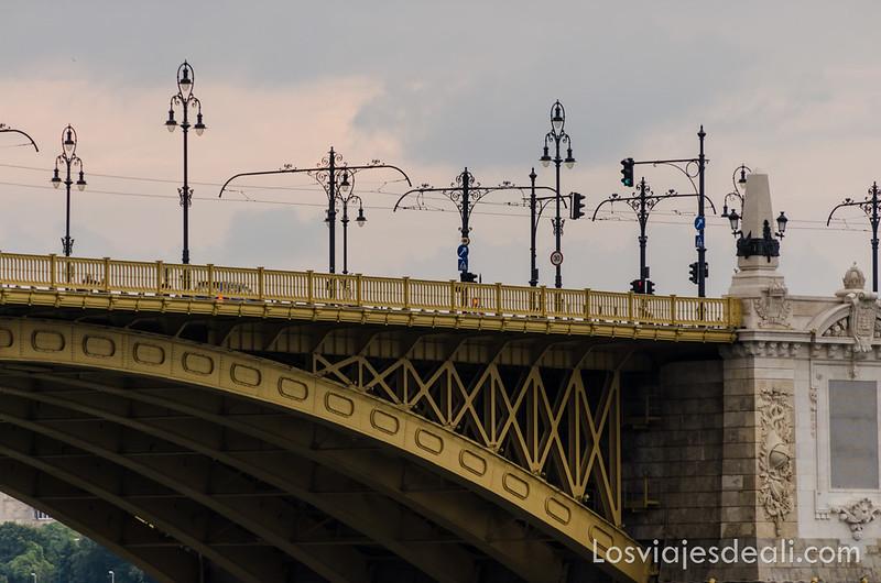puentes de Budapest