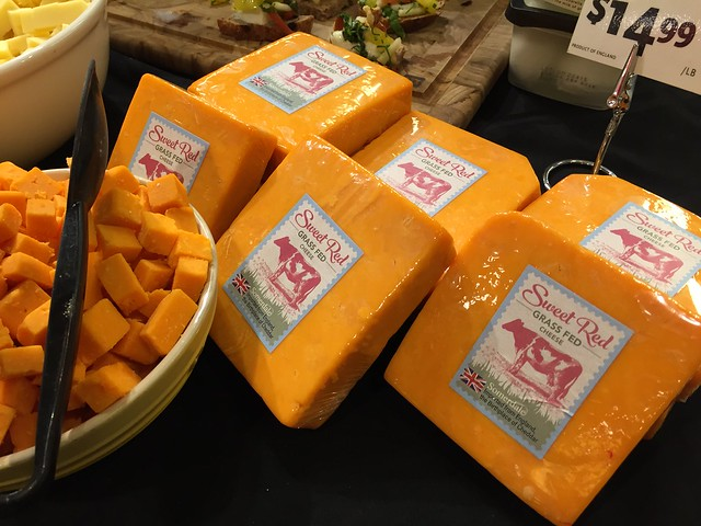 Somerdale Sweet Red Cheddar