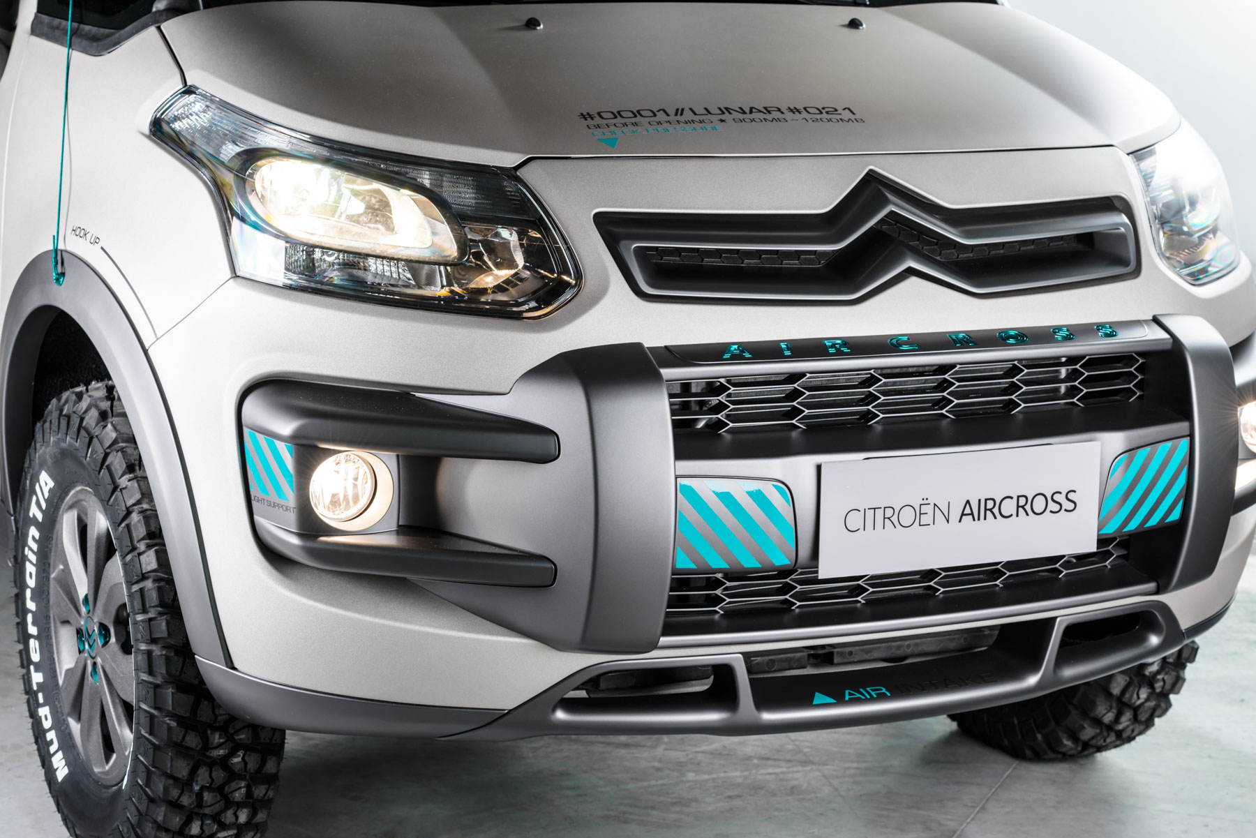 Citroën AIRCROSS Salomon (Brazil) MS+ BLOG
