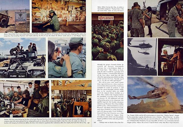 Playboy 1966-05_Playmate_In_Vietnam_02