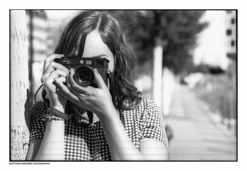 Leica M6!