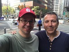 Fede con Juan Gabriel