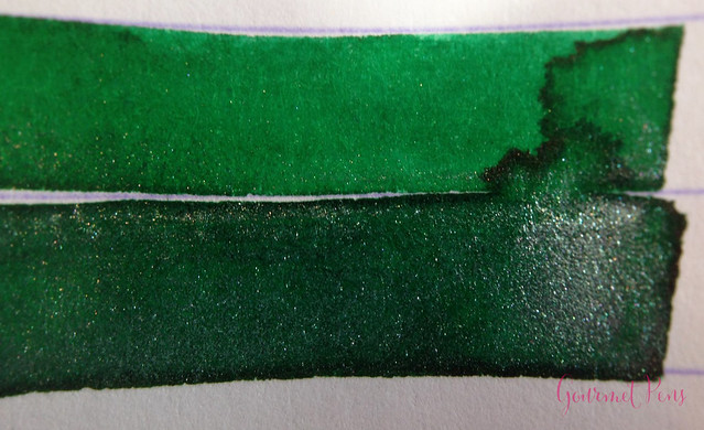 Ink Shot Review Diamine Magical Forest (4)