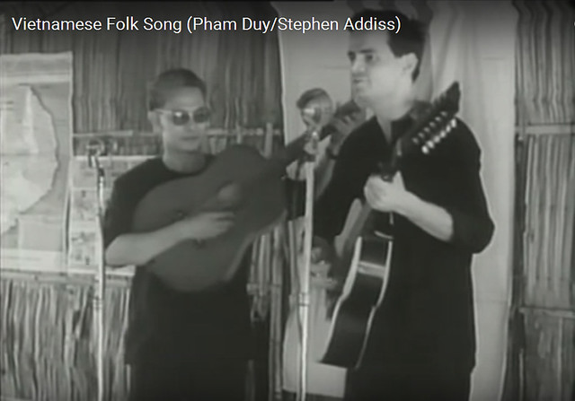 Vietnamese Folk Song (Pham Duy & Stephen Addiss)