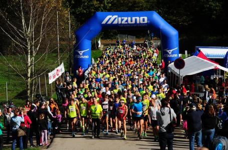 Mizuno cup o závod kratší, Podzimní desítka byla zrušena