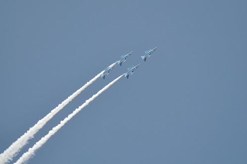 japan airplane flying aircraft flight kawasaki wsj t4 blueimpulse kawasakit4 23rdworldscoutjamboree 23rdwsj