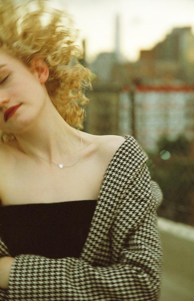 Джулия Гарнер — Фотосессия для «Wonderland» 2015 – 3