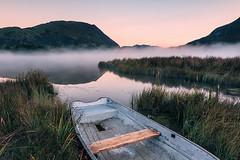 Crummock Boat