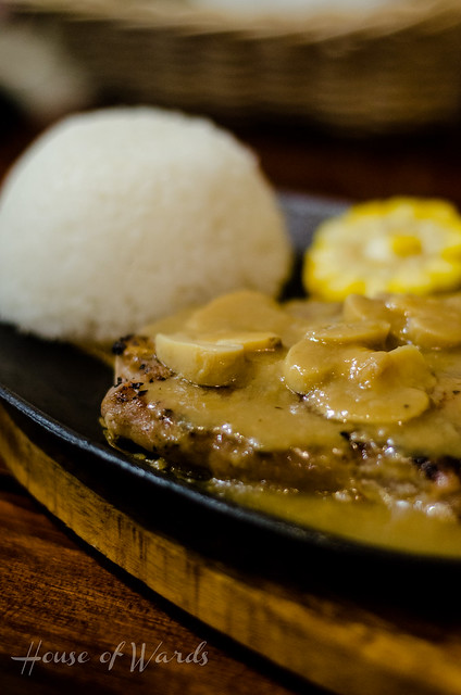Big Daddy's Pork Loin Steak - Php155